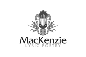 MacKenzie Lyric Poetry Mobile Retina Logo