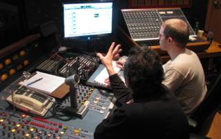 Recording Studio Sonnets for Christ the King