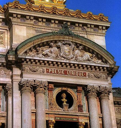 Opera Garnier - Poesie Lyrique