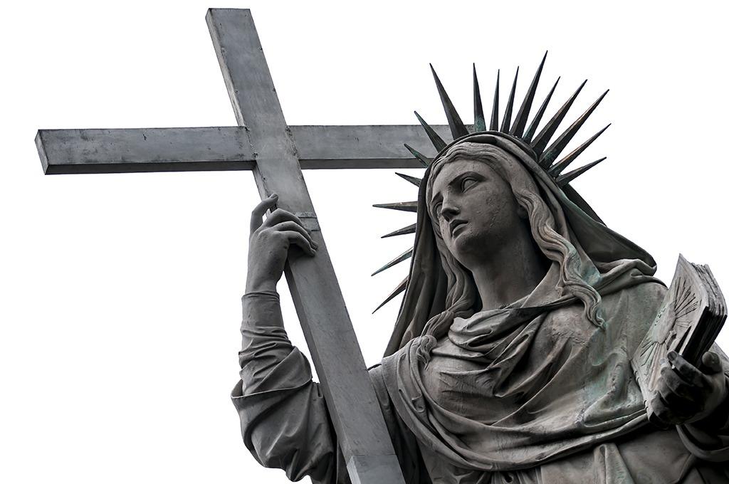 Santo Varni - Allegory of Faith