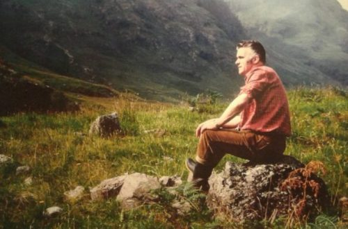 Samuel Gilliland at Glencoe