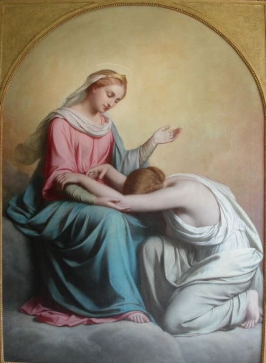 Legras - Refuge of Sinners